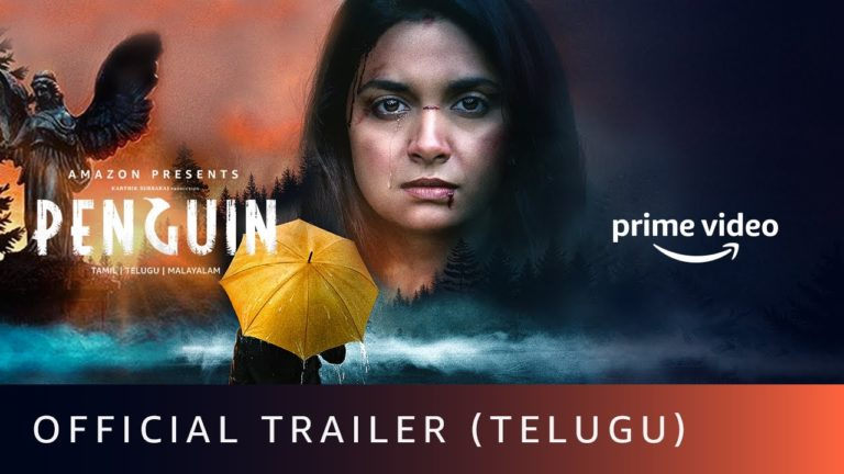 Keerthy Suresh's Penguin Trailer: Thrilling to the Core