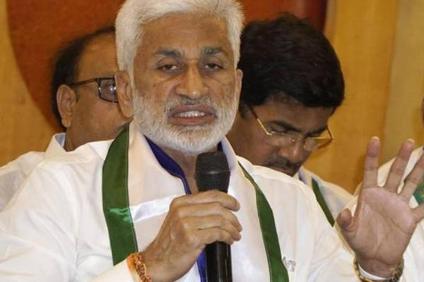 Won't tolerate party indiscipline: Vijayasai Reddy