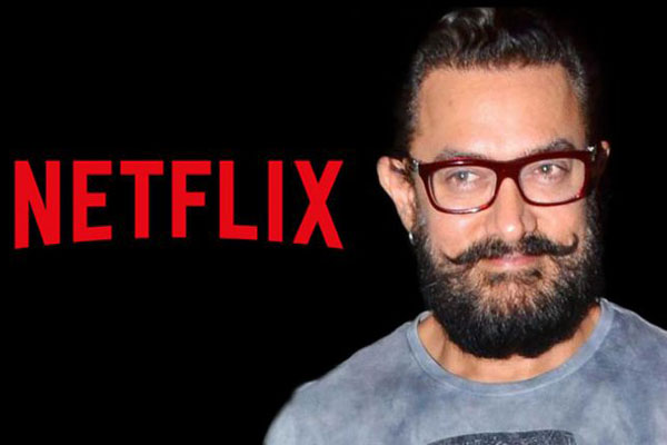 Aamir Khan and Netflix's multi-project deal locked?