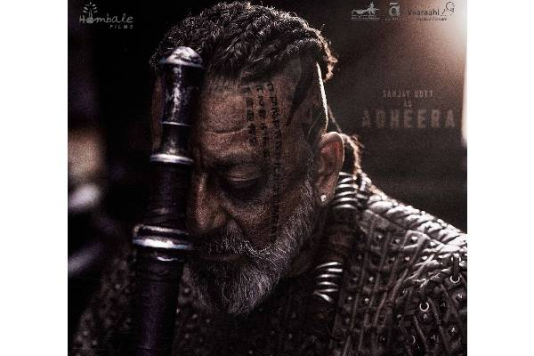 Sanjay Dutt about returning back to the sets of KGF: Chapter 2