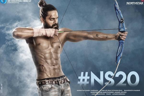 First Look: Naga Shaurya Nails Archer Look