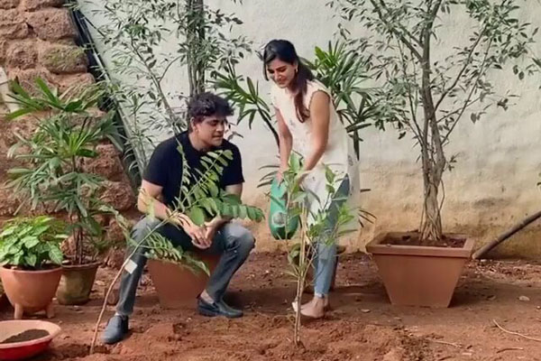 Samantha takes up Nagarjuna's challenge