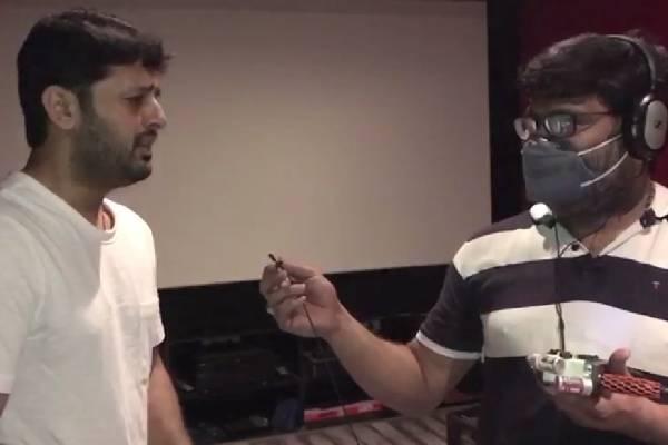 Nithiin Leaks Rang De Dialogue