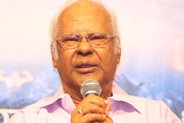 Veteran actor Raavi Kondalarao is no more