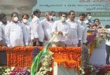 Showtime Jagan flags off 1,088 new 104, 108 ambulances