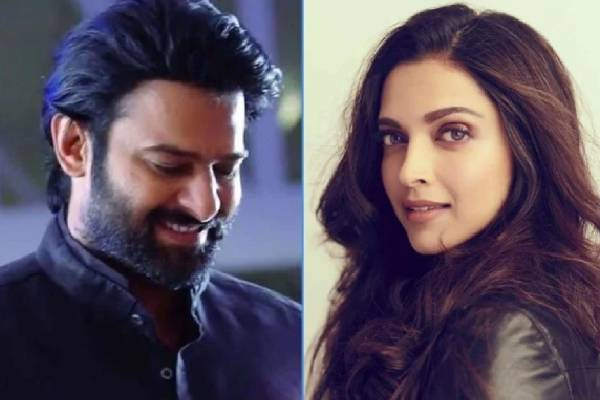 Why is Deepika so insecure about Prabhas?