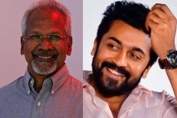 Suriya and Mani Ratnam to team up again