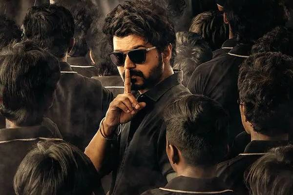 Master Movie Review : Fails to meet expectations