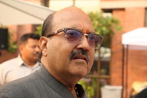 Amitabh & Mulayam's friend Amar Singh passes away