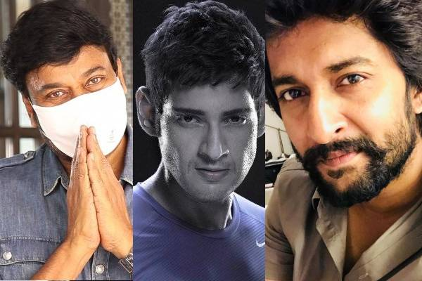 Post pandemic, Tollywood top actors coming up with new plans