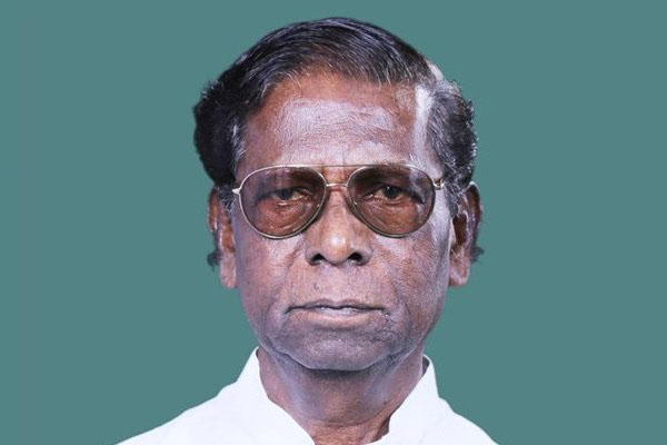 Senior Congress leader, 6-time MP Nandi Yelliah succumbs to Covid-19