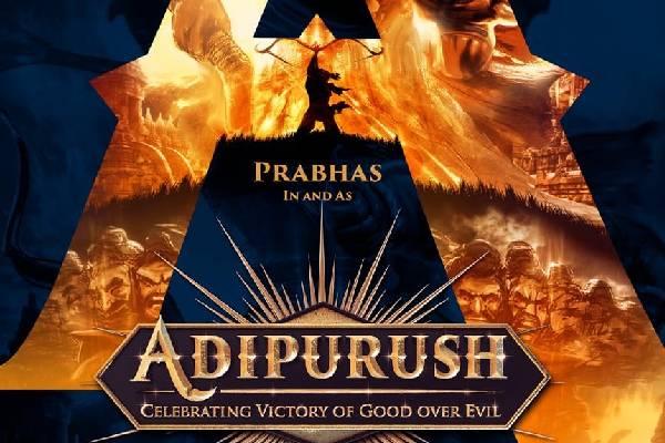 Prabhas returns back to the sets of Adipurush