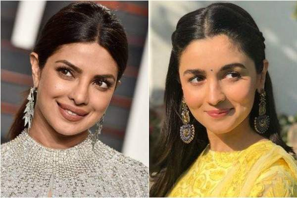 Alia Bhatt responds about Priyanka Chopra replacing her in RRR