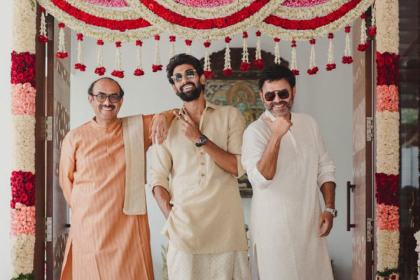 Rana Daggubati all set for his wedding
