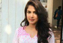 Rhea Chakraborty attends before CBI officials