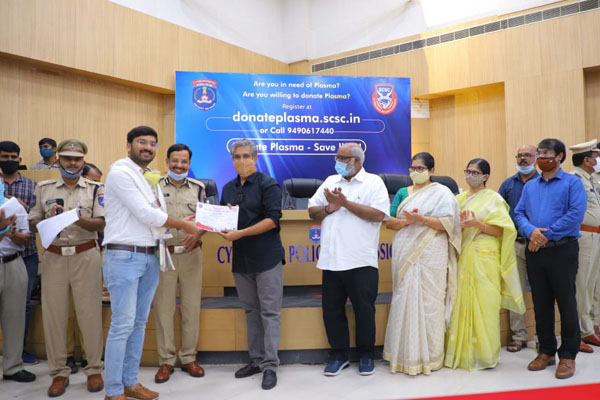 Rajamouli, Keeravani hail plasma donors