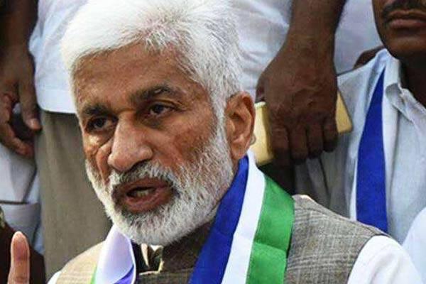 Is Ramesh Babu hiding in your house: Vijayasai asks Naidu
