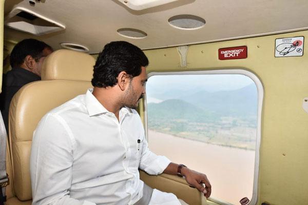Jagan assures compensation to rain-hit people