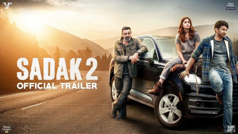 Sadak 2: Most disliked trailer by Netizens