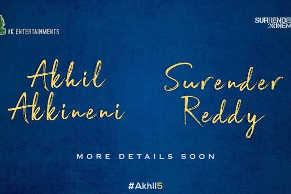 Akhil 5 Going To Be Most Crazy Project!