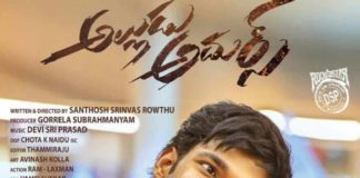 Alludu Adhurs Review