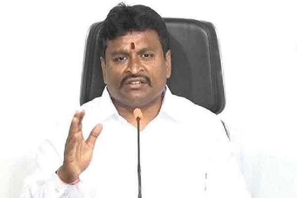 Andhra minister tests corona +ve