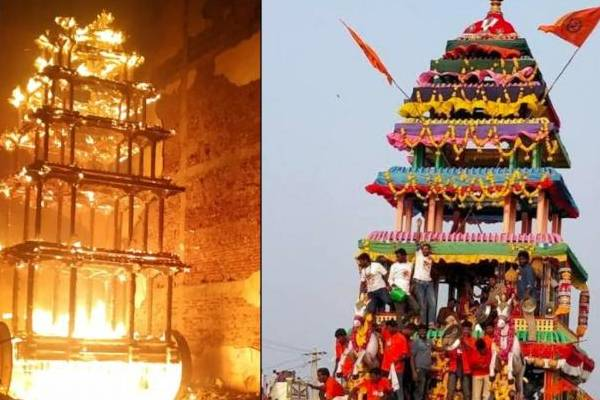 5 days over, no clues on Antarvedi chariot burning