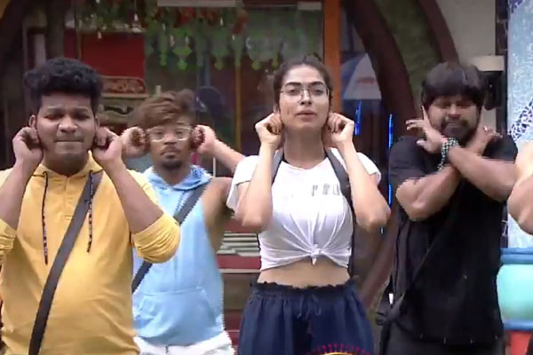 Bigg boss today: Comedy skits and punishments