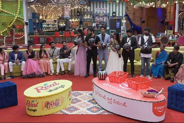 Bigg boss today: Musical chairs and fake elimination