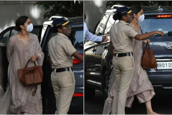 Deepika Padukone gives media a skip at her residence