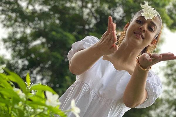 Nayanthara and Vignesh Shivan holidaying in Goa
