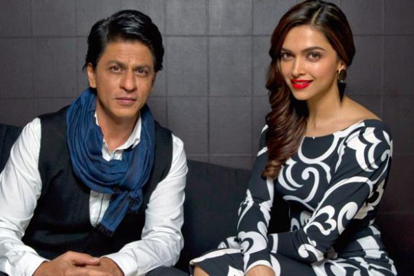 Shah Rukh Khan and Deepika Padukone to team up for the fourth time