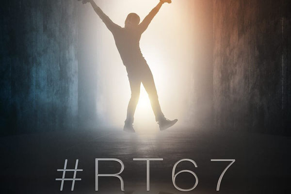 RT67 Pre-Look: Ravi Teja Poses Like A Dancing Star