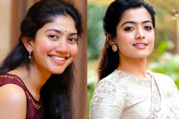 Rashmika replaces Sai Pallavi