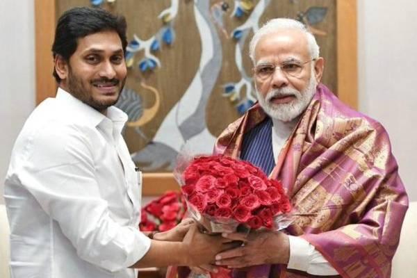 Jagan, Modi meet quid pro quo?