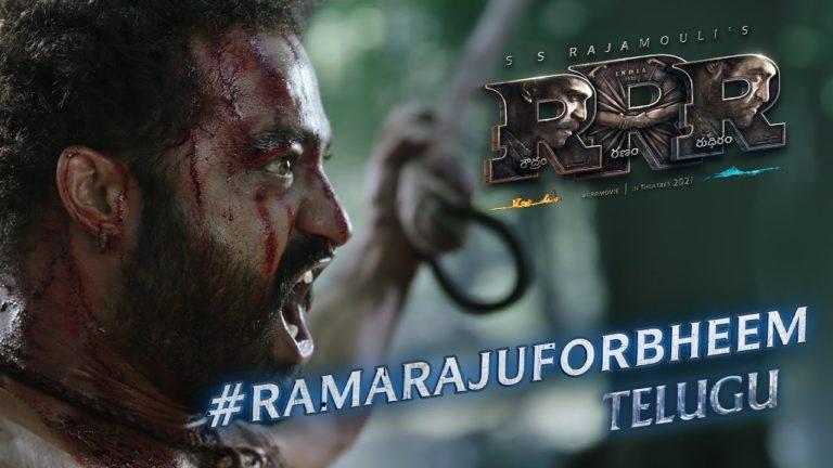 Ramaraju for Bheem: NTR roars loud as Komaram Bheem