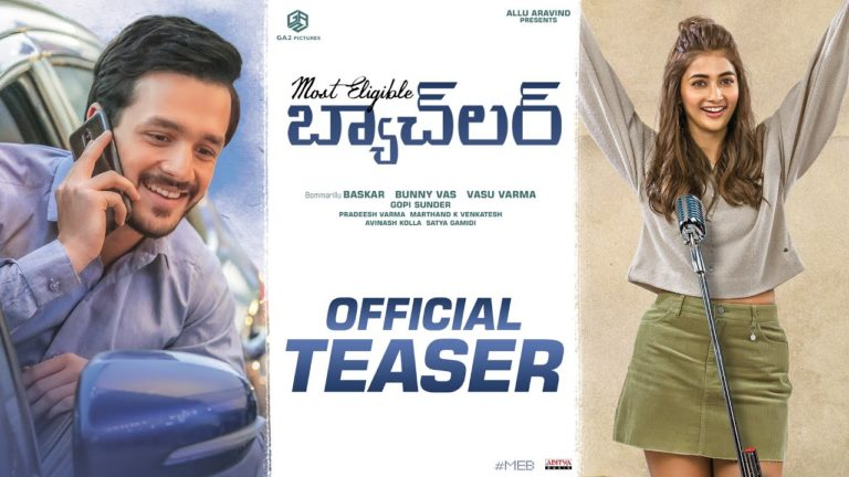 Most Eligible Bachelor Teaser: Akhil's first Rom-Com