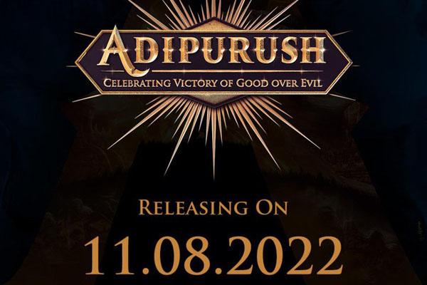 Big News: Prabhas' Adipurush Release Date Announced