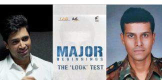 Adivi Sesh's emotional take on Major
