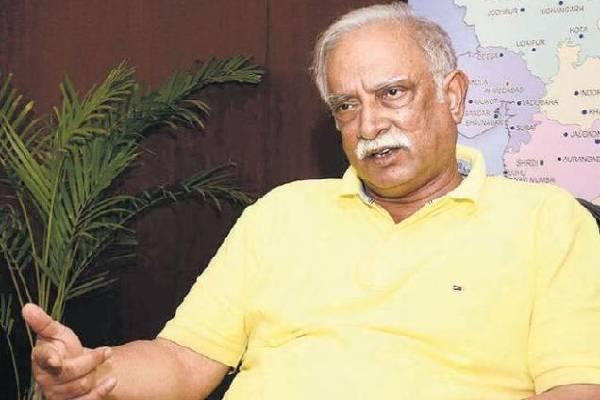 Jagan regime sacks Ashok Gajapati from Ramatheertham