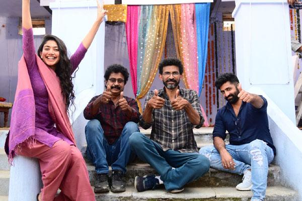 Finally, Chaitu's Love Story completes shoot