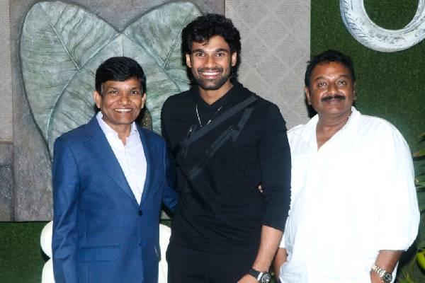 Official: VV Vinayak to direct Bellamkonda Sreenivas