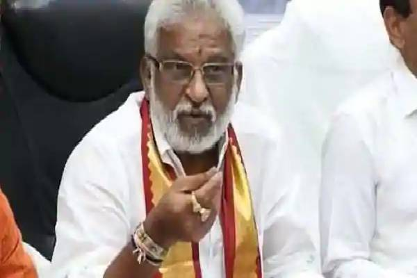 Subba Reddy appointed TTD Chairman for 2nd term