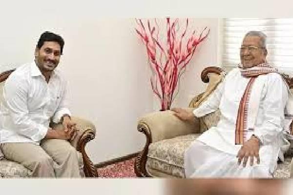 Jagan meets Governor on Polavaram, polls