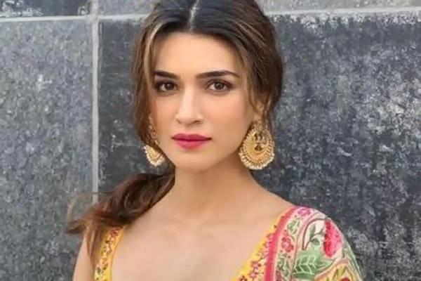 Kriti Sanon to play Sita in Adipurush?