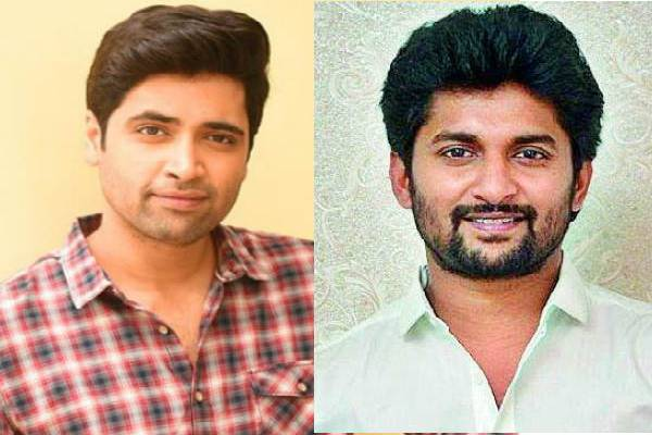 Buzz: Nani to produce Adivi Sesh's Next?