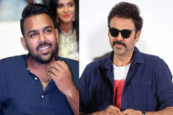 Venky in talks for a family entertainer