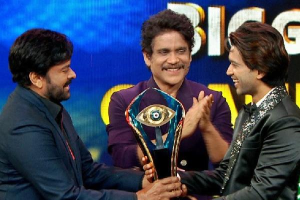 Bigg boss 4 Grand Finale: Abhijeeth is the winner