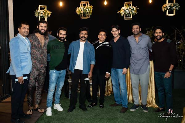 Pic Talk: Tollywood top actors in a single frame