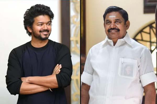 Vijay meets Tamil Nadu CM before Master Release